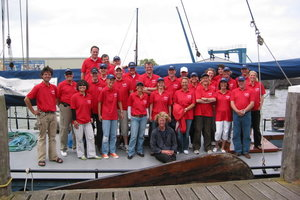 Wochenende 27-29 Juni BASF Coatings Segelteam